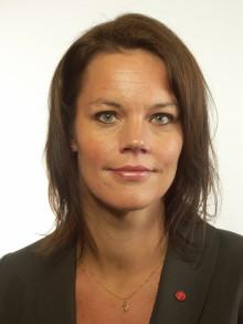 Veronica Palm deltar på Business Arena i Malmö och Göteborg