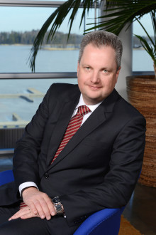 Dan Ahlstedt johtamaan SAP:n myyntioperaatioita EMEA-maissa