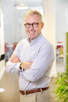 Mårten Persson på Bintel talar på Smart City Connection
