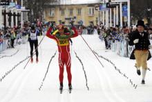 Vasaloppets torsdagsintervju: Sandra Hansson klarar alla motgångar
