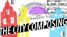 Stockholmare kompositörer för en dag i projektet The City Composing