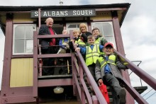 Bedfordshire children enjoy 'Try a Train' day with Thameslink