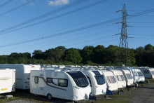 Caravanners warned to keep a check on their storage sites