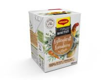 Nestlén Juuan tehtaan tuotteet ensi kertaa laajasti ruokakauppoihin: Maggi by Puljonki -tuotteet ovat 100% luonnollisia ja hitaasti kypsytettyjä
