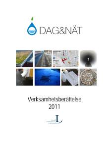 C SVU-rapport C VB2011_DagoNatLTU: Dag&Nät Verksamhetsberättelse 2011