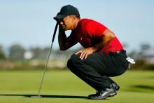 Tiger Woods tilbage hvor det hele startede