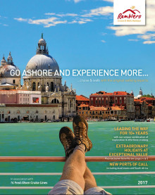 Walking on Water  - Ramblers Worldwide Holidays Launches New Cruise & Walk Brochure