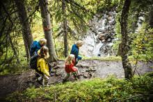 SkiStar Åre: Invigning av Åre museum & premiär för nya vandringsleden Trollstigen
