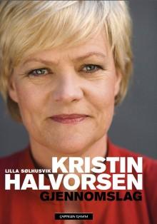 Klar tale fra Kristin Halvorsen