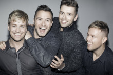 "Westlife släpper ""Gravity"" 19 november"