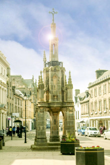 Forres awarded 'most beautiful high street in Scotland' accolade