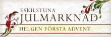 Eskilstuna Julmarknad 1-2 december