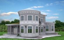 Byggstart för unikt lågenergihus