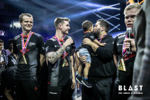 Impressions from BLAST Pro Series Istanbul