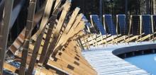 Snö och kyla gynnsamt för solenergi