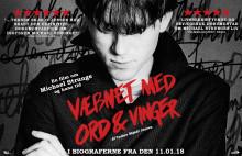 Dokumentarfilm om digterikonet Michael Strunge på Kulturværftet 27. august