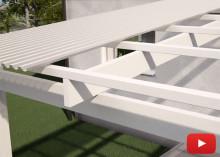 gop lanserar monteringsfilm för takplast från Esslon och Suntuf