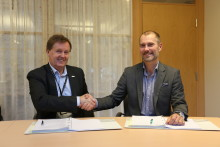 Oslo Lufthavn AS signerer kontrakt med Geelmuyden Kiese