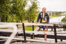 Göta kanal anställer 100 sommarjobbare