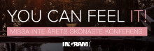 You can feel IT - årets skönaste ÅF-event 2017