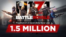 ICYMI: H1Z1 Hits 1.5 Million Players on PlayStation®4