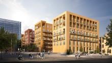 PRESSINBJUDAN: Sten Nordin tar första spadtaget för nya bostäder på Östermalm