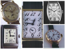 Appeal after luxury watches stolen