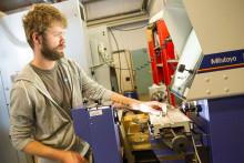 Superhårt och friktionsfritt – Dianor AB certifierade mot ISO 9001:2015 och ISO 14001:2015
