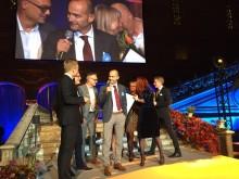 Di Luca & Di Luca stolta vinnare av Årets leverantör 2017