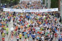 ASICS Stockholm Marathon slår nytt rekord