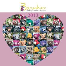 Bärenherz-Kalender 2013