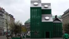 Arla åbner mælkebar på Højbro Plads