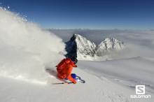 Rätt kittad med Salomon för alpina säsongen