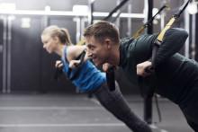 Sikkerheden er i topform hos Fitness World