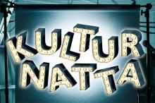 Kulturnatta på Folkteatern - komedi, svärta och folk-jazzmusik