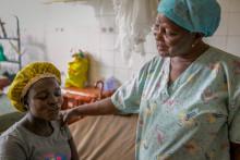 Efter ebolan - Liberias sjukvård i kris