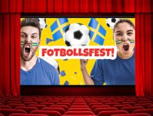 Butterick's i samarbete med SF Bio under Fotbolls-VM