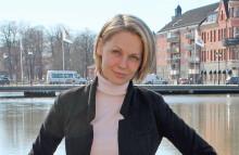 Ensamstående med litet barn, då ger Tanja ut en barnbok