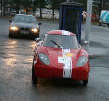 Baldos II godkänd för svenska vägar