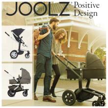 Jollyroom introducerar det exklusiva varumärket Joolz!