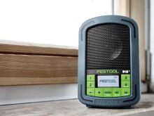 Festool Digital Byggeplassradio SYSROCK BR10 DAB+