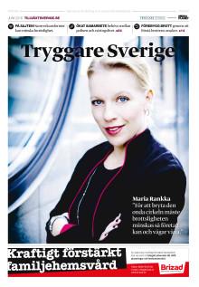 Tryggare Sveriges officiella tidning