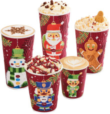 READY STEADY CHRISTMAS! THE COSTA CHRISTMAS MENU HAS LANDED