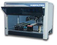 Hamilton Robotics and New England Biolabs Collaborate to Automate Sample Preparation for Next-Generation Sequencing