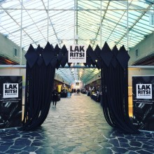 Uusi kävijäennätys Lakritsi- & Salmiakkifestivaaleilla