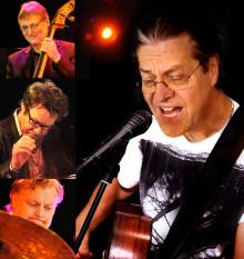 Uppsala International Sacred Music Festival - Svenska psalmer med Trio X och Jojje Wadenius 25 okt