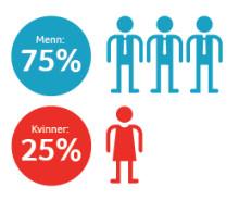 Menn dominerer fremdeles i norske selskapsstyrer