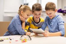 Trekantområdet knækker koden til programmering i skolen