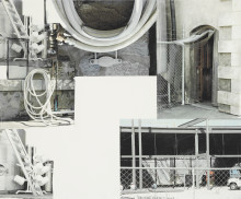 Photographic collage by Rauschenberg sold for DKK 1.16 million (€ 156,000)