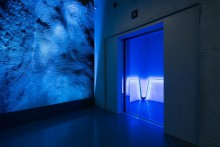 KONE opens its renewed high-rise elevator test laboratory in Tytyri, Finland - reaching a depth of 350 meters, it is the deepest in the world